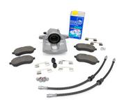 Mercedes Brake Caliper Replacement Kit - TRW 2044212881