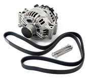 BMW 155 Amp Alternator Kit - 12317543083KT1