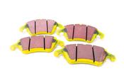 Mercedes Brake Pad Set - EBC Yellowstuff 0074205820