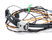 Audi ABS Wheel Speed Sensor Wire Harness - Genuine VW Audi 4G0972251E