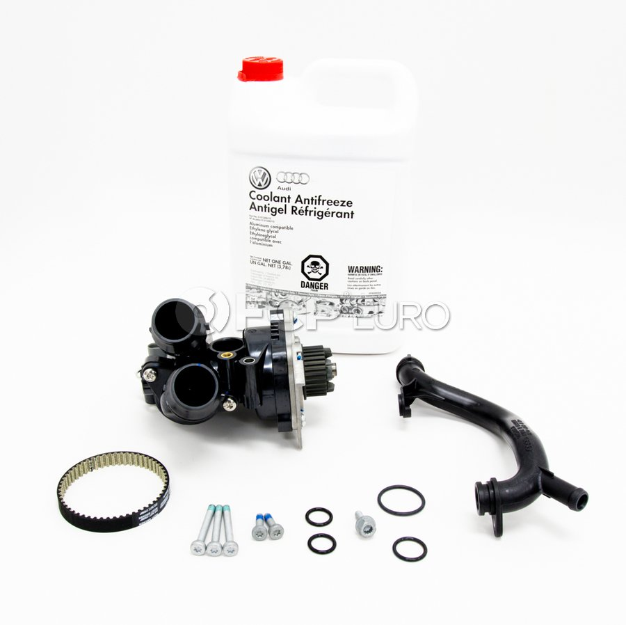 Audi Water Pump Kit - Rein 06H121026DDKT