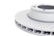 Porsche Brake Disc - Zimmermann 460156220