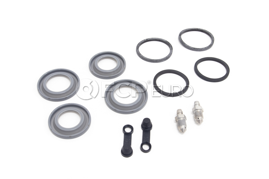 Disc Brake Caliper Repair Kit Rear Centric 143.38007