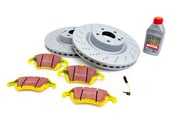 Mercedes Brake Rotor Upgrade Kit - Zimmermann 000421151207