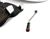 Mercedes Brake Kit - Brembo 0004206600