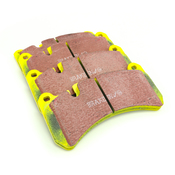 Mercedes Brake Pad Set - EBC Yellowstuff 0044205020