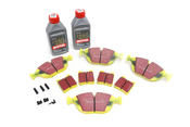 Mercedes Brake Pad Upgrade Kit - EBC Yellowstuff 0034202120