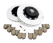 Mercedes Brake Kit - Akebono 0044204520