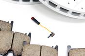 Mercedes Brake Kit - Akebono 0044204520