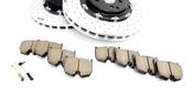 Mercedes Brake Kit - Akebono 2304210912