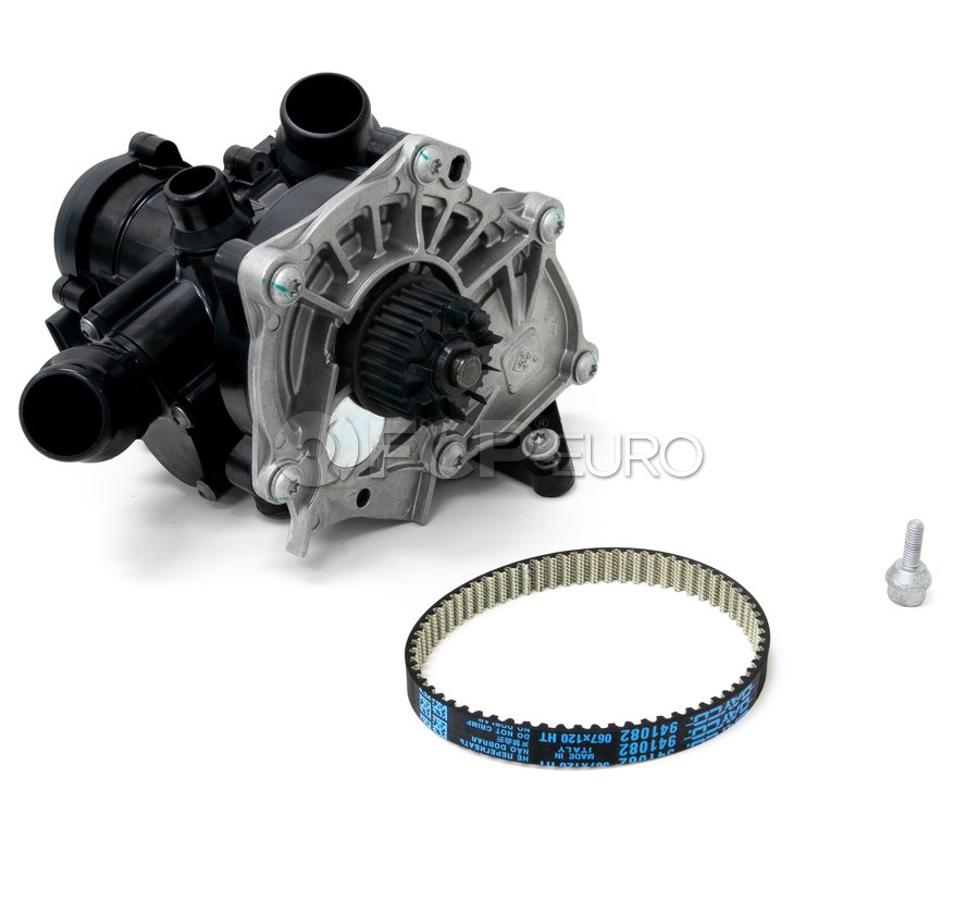 Audi Porsche VW Water Pump / Thermostat Assembly Kit - INA 5380360100