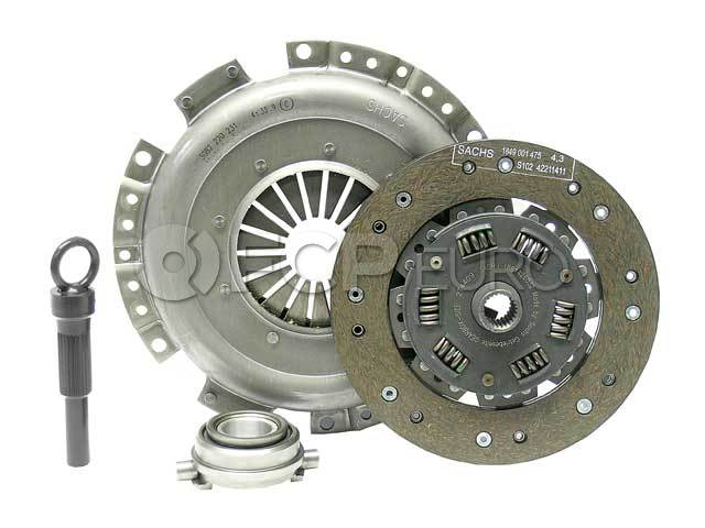 For Porsche 912 H4 Clutch Kit disc plate release bearing Sachs KF192-01 KF19201
