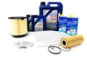 Audi VW Service Interval Kit - Liqui Moly/Corteco 80000880KT1