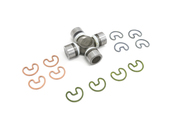 Mercedes Universal Joint Rear Front - Genuine Mercedes 1634101001