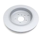 Mercedes Brake Disc - Zimmermann 1644230612