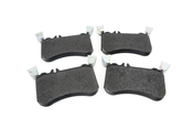 Mercedes Brake Pad Set - Genuine Mercedes 0004207800