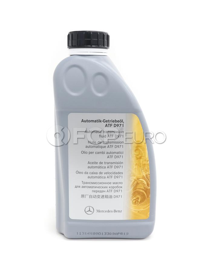 Mercedes Automatic Transmission Fluid - Genuine Mercedes 002989060309