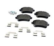 Mercedes Brake Pad Set - Genuine Mercedes 0064206820