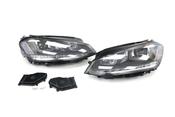 VW Headlight Assembly Kit - Helix HVWG7HLB2