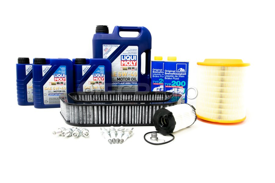 Audi VW Service Interval Kit - Liqui Moly/Corteco 21652898KT