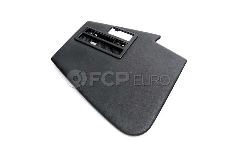 BMW Depositing Box Bottom Panel (Black) - Genuine BMW 51161969137