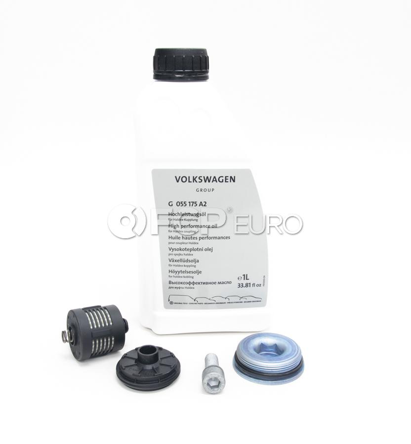 Audi VW Haldex Service Kit - Genuine Audi VW KIT-02D598574KT1