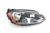 VW Headlight Assembly - Valeo 5G0941006