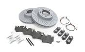 Porsche Brake Kit - Zimmermann/Textar 996BRKT