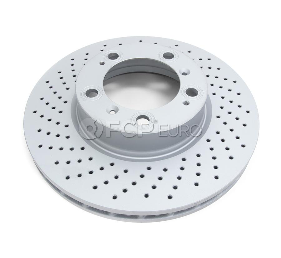 Porsche Brake Disc - Zimmermann 460152620
