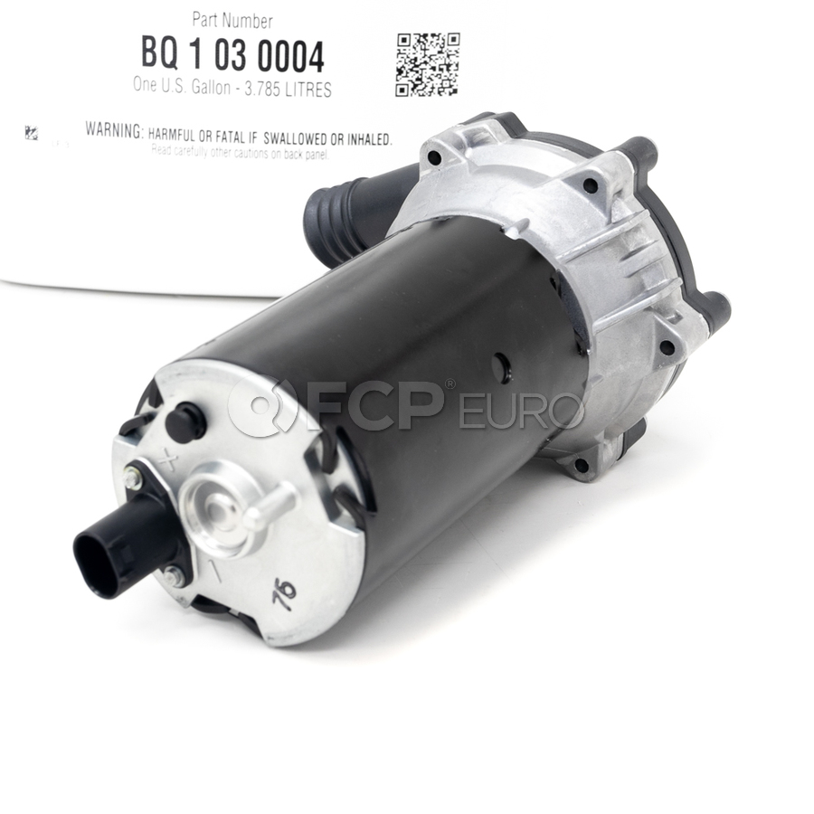 Auxiliary Water Pump For 2002-2004 Mercedes C32 AMG 2003 M695NZ Intercooler