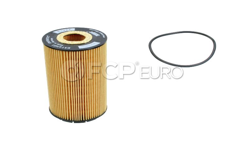 Audi VW Oil Filter Kit - Hengst 07C115562E