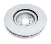 Mercedes Brake Disc - Zimmermann 1644210512