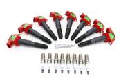 Porsche Ignition Coil Kit - Beru/Bosch ZSE042KT1