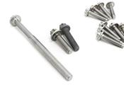 BMW Set Of Aluminium Screws Oil Pump - Genuine BMW 11412165397