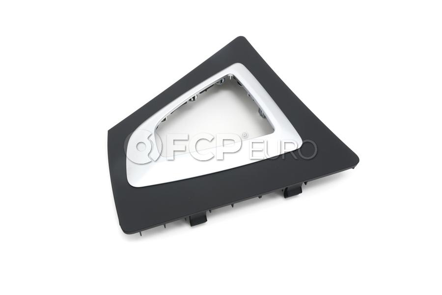 BMW Cover Gear Selector Switch - Genuine BMW 51169234131