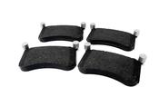 Mercedes Brake Pad Set - Textar 0064201620