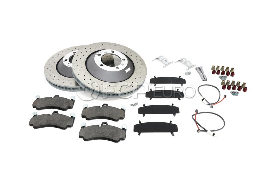 Porsche Brake Kit - TRW/VNE 997BRKT10