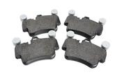 Porsche Brake Pad Set - Textar 2404903