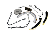 Porsche Engine Timing Chain Kit - IWIS/Elring 9PATCKIT1