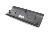 BMW Cover Glove Box Lower (Black) - Genuine BMW 51168216703