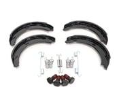 Mercedes Parking Brake Shoe Kit - Zimmermann 1244200720