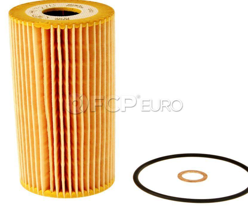 Mercedes Engine Oil Filter Kit - Mann HU727/1X