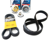 VW Timing Belt Kit  - Contitech KIT-06A109119DKT3