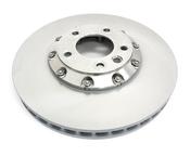 Porsche Brake Disc - VNE 95535140161