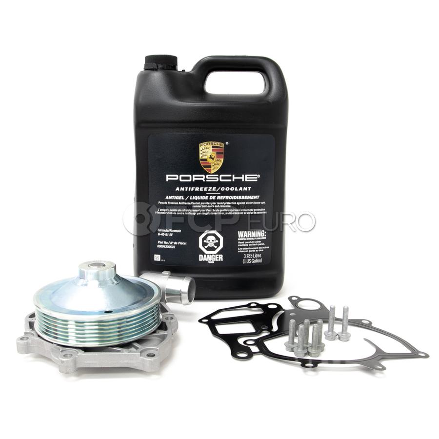 Porsche Engine Water Pump Kit - Geba 996WTRPMKT