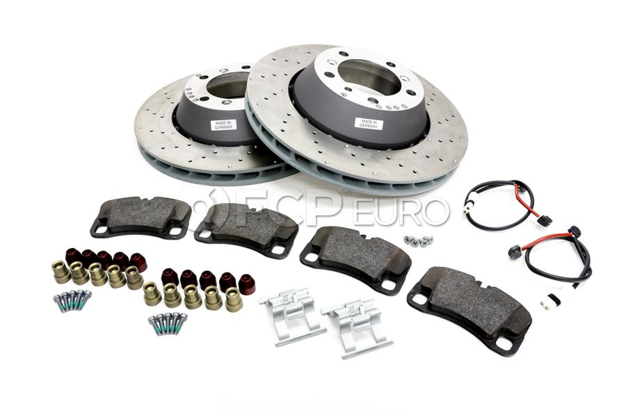 Porsche Brake Kit - TRW/VNE 997BRKT18