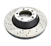 Porsche Brake Disc - VNE 99735240598
