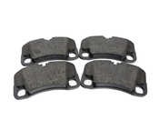 Porsche Brake Pad Set - Textar 2445403
