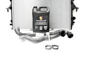 Porsche Radiator Kit - Mahle Behr/Genuine 376719001KT1