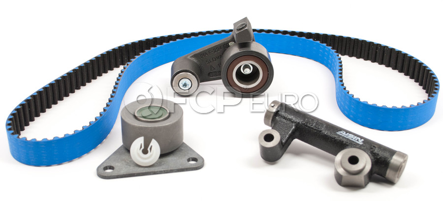 Volvo Timing Belt Kit - Gates KIT-P80EARLYKIT4P5